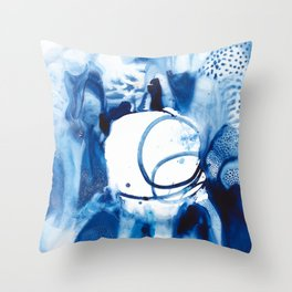 Sea & Me 23 Throw Pillow