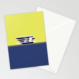 America's Cup Chipperfield Architecture Stationery Cards