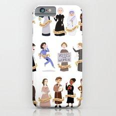 Women in History Slim Case iPhone 6s