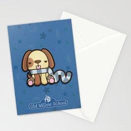 Freddy the Lazy Dog Stationery Cards