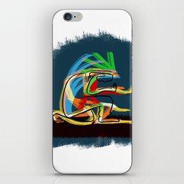 H danza iPhone Skin