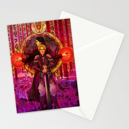 Book Cover First Revenger Stationery Cards