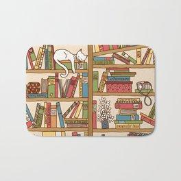 Bookshelf No. 1 Bath Mat