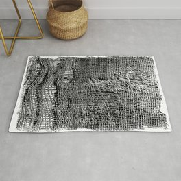 Old Fabric Fibers-Distressed-Torn Cloth-Ripped Rug