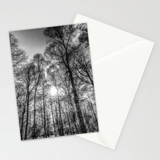 Monochrome Forest Stationery Cards