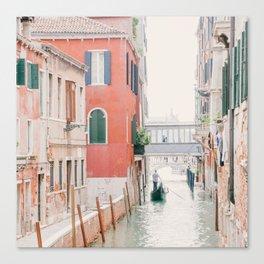 Venice III Canvas Print