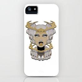 GINGER Xmas Yummy iPhone Case