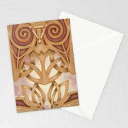 Raised by Mystics Stationery Cards
