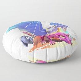 Spyro Reborn Floor Pillow