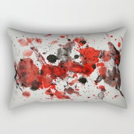 Acryl-Abstrakt 29 Rectangular Pillow