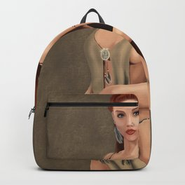 Warrior Princess Backpack