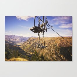 Come see Queenstown Canvas Print