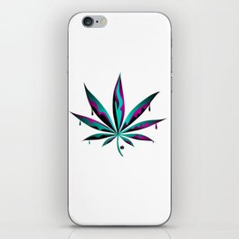 WetPaint420 iPhone Skin