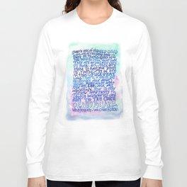 Wild One Long Sleeve T-shirt