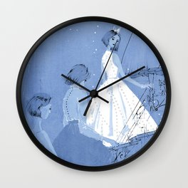 Staircase Wall Clock