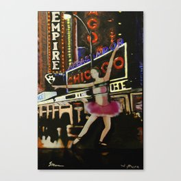 Summer in the City.3 Canvas Print