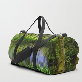 Spring views Duffle Bag