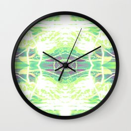 Grape Fader Wall Clock