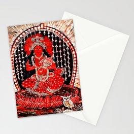 Hindu Lakshmi 1 Stationery Cards