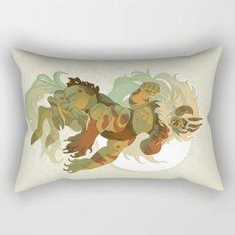 Jasper Fusion Rectangular Pillow