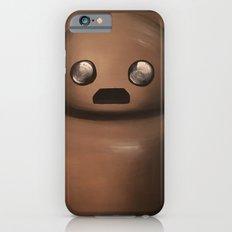 Herb the Portraitbot iPhone 6s Slim Case