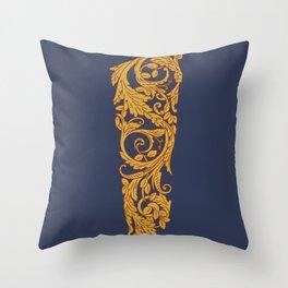 Cordoba mosaic 5 Throw Pillow