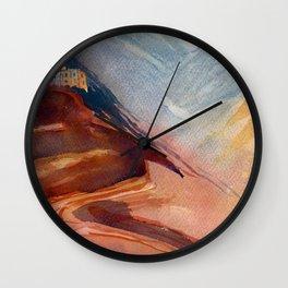 Hermits' Way Wall Clock