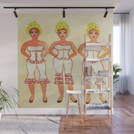 THREE SISTERS ART Wall Mural