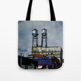 The Lookouts Tote Bag