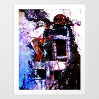 The Seated Woman Art Print
