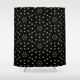 Sequences Shower Curtain