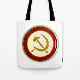 Russian Pin Tote Bag