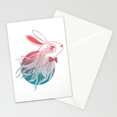 Dreaming Down the Rabbit Hole Stationery Cards