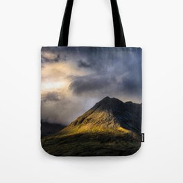 In High Places Tote Bag