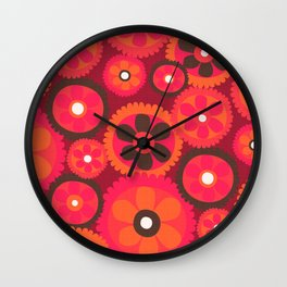 MCM Kessel Wall Clock