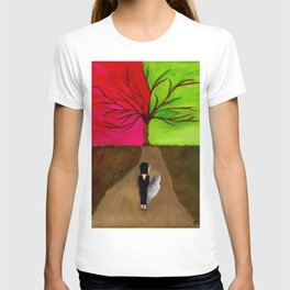 path to nowhere T-shirt