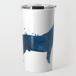 Pit Bull Terrier Travel Mug