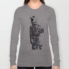 eagle headed Long Sleeve T-shirt