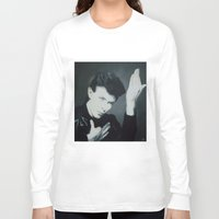 heroes Long Sleeve T-shirts featuring Heroes by Davidjonesart