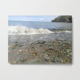 Sea Scape Metal Print