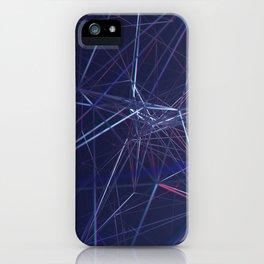 Plexus iPhone Case