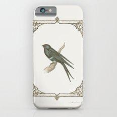A Victorian Bird iPhone 6s Slim Case