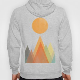 Spring in the mountains Hoody