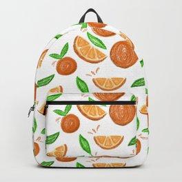 Happy Oranges Backpack