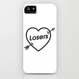 LOSERS iPhone Case
