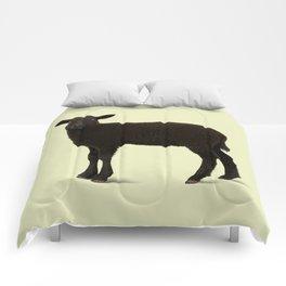 Black Lamb // Yellow Comforters