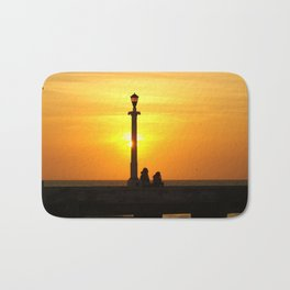Romancing The Sunset 2 Bath Mat