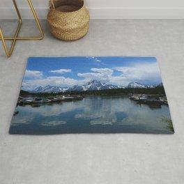Colter Bay  - Jackson Lake Rug