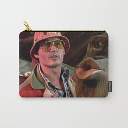 Johnny Depp @ Fear and Loathing in Las Vegas #2  Carry-All Pouch