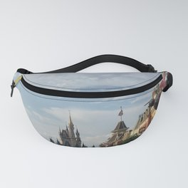 The Happiest Place Fanny Pack